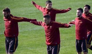 Champions, col Manchester City Garcia ritrova i big: Totti, Maicon, Nainggolan e Gervinho in campo