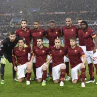 Roma-Manchester City, il film della partita