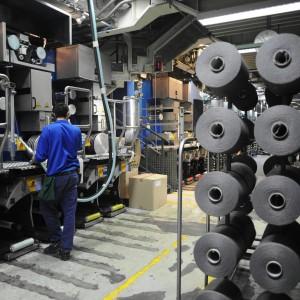 Male la produzione industriale, calo del 3% annuo a ottobre