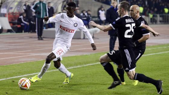 Qarabag-Inter 0-0: i nerazzurri salvano l'imbattibilità, azeri 'scippati' al 94'
