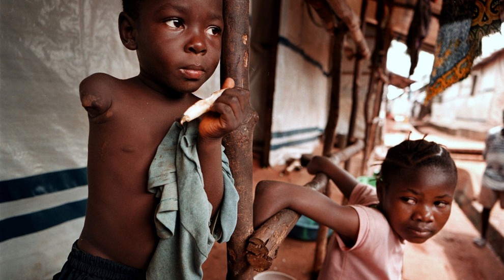 Michel du Cille, le foto del premio Pulitzer morto in Liberia