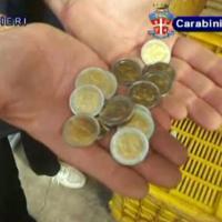 """Shanghai money"", le immagini delle monete false sequestrate dai Carabinieri"