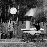 Racconti della vecchia vasca da bagno: avventure surreali in campagna