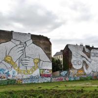 Berlino, Blu cancella i suoi murales: ''L'area che li ospita è cambiata''