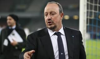 """Napoli, Benitez punta in alto: """"Possiamo arrivare terzi e anche più su"""""""