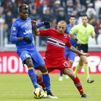 Juventus-Sampdoria, il film della partita