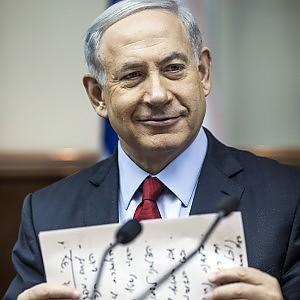 """Medio Oriente, Netanyhau: """"Dirò a Kerry e Renzi che Israele respinge il ritiro ai confini del 1967"""""""