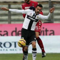 Parma-Cagliari, il film della partita