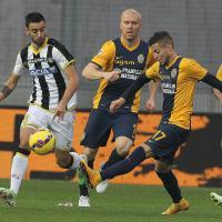 Udinese-Verona, il film della partita