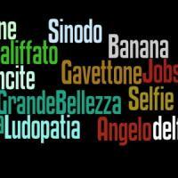 Da 'angelo del fango' a 'Sinodo', scegliete la parola dell'anno 2014