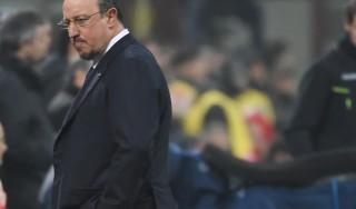 """Napoli, Benitez: """"Reazione c'è stata ma sbagliamo troppi gol"""". Squadra in ritiro"""