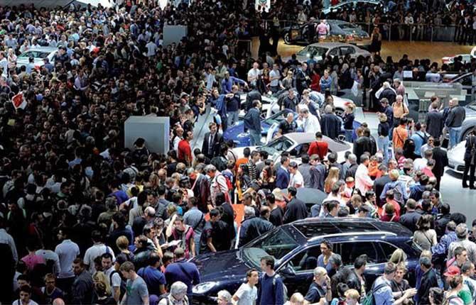 Motor Show di Bologna, finale da record