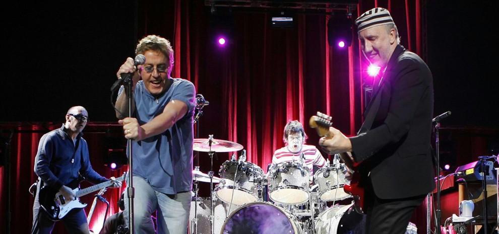 Pete Townshend, la chitarra degli Who per salvare la strada del rock