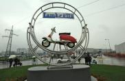 E la Lambretta diventa un monumento