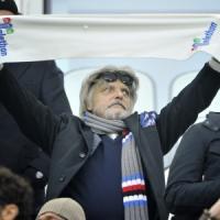 Sampdoria, Ferrero inibito tre