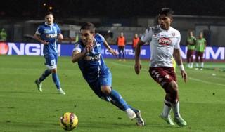 Empoli-Torino 0-0, pari che sta stretto ai toscani