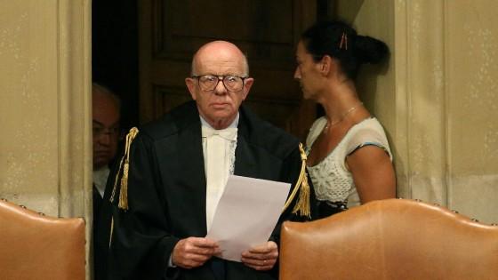 Il Csm assolve Esposito per l'intervista sulla condanna a Berlusconi