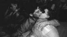 America anni '40 buio in sala  foto