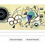 Wassily Kandinsky nel 148° anniversario della nascita