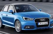 Nuovo look per la A1 l'entry level della famiglia Audi