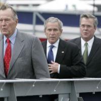 Usa 2016, ancora una volta Bush contro Clinton: Jeb pronto a correre alle presidenziali