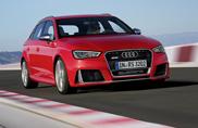 Nuova RS 3 Sportback, l'Audi che va di fretta