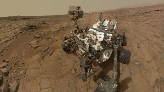 Curiosity rivela metano su Marte, ma la fonte è ignota