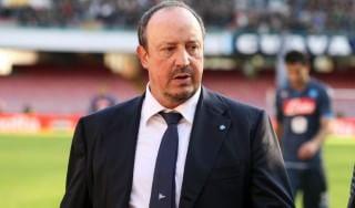 """Benitez: """"Basta con questo clima autodistruttivo, il Napoli è forte e lo dimostrerà"""""""