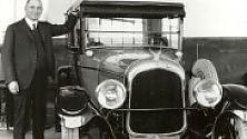 Walter Percy Chrysler,  il sogno americano