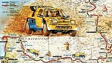 Peugeot e la Dakar:  una lunga avventura