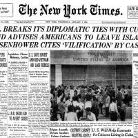 Cuba-Usa, la rottura del 1961 sulle pagine del New York Times