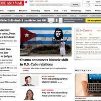 Il disgelo fra Usa e Cuba: la notizia nei siti stranieri
