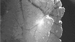 """Nuove foto,  cometa più """"calda """"     Ma Philae  non si trova"""