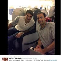 Sampras e Federer, la storia del tennis in un tweet