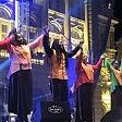 Natale a tutto gospel Pino Daniele chiude il tour  di RAFFAELLA MERCOLELLA