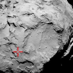 Missione Rosetta, la cometa è coperta da uno strato di materiale organico