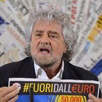 """Grillo: """"Pd referente di Carminati"""". Su Napolitano: """"Deve costituirsi"""". E boccia Prodi al..."""