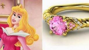 Questi gioielli sono da favola si ispirano a Cenerentola & Co