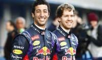 Horner e l'addio di Vettel ''Ha influito anche Ricciardo''
