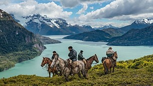 I cowboy della Patagonia    video