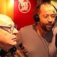 Platinette e Fabio Volo prove per Sanremo
