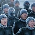 Il battaglione dei duri soldati a 30° sotto zero