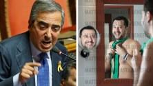 Da Salvini a Gasparri il peggio della settimana