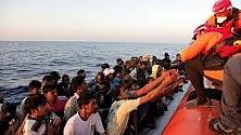 """""""Siamo troppo piccoli  e senza soldi  non possiamo sostituire  Mare Nostrum""""  di STEFANO PASTA"""