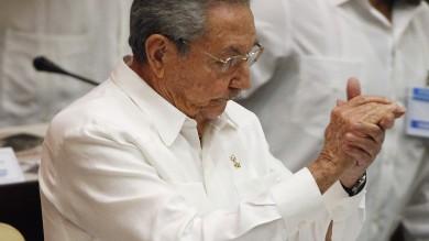 """Disgelo Cuba-Usa, Raul Castro avverte """"Lotta difficile per la fine dell'embargo"""""""