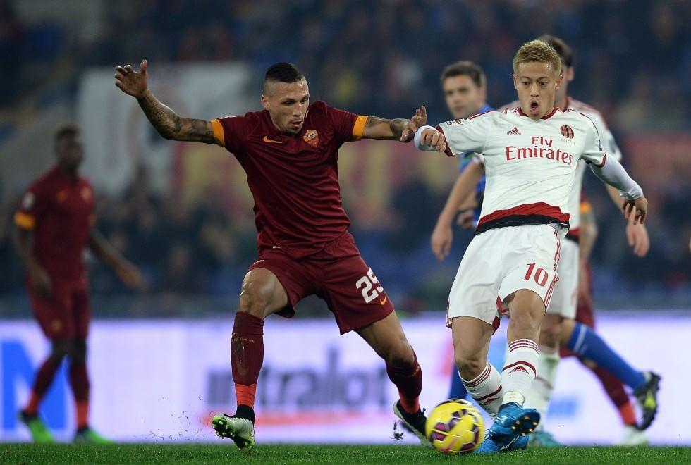 Серия А. Рома - Милан 0:0. Вопреки всем ожиданиям - изображение 3