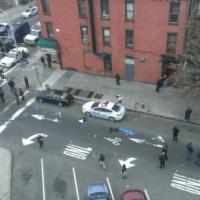 New York, uccisi due poliziotti / Le immagini