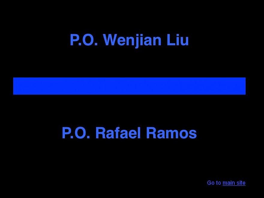 Il sito della polizia di new york a lutto for Sito della repubblica