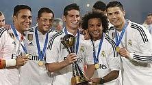 Real Madrid insaziabile  Quarto trofeo del 2014