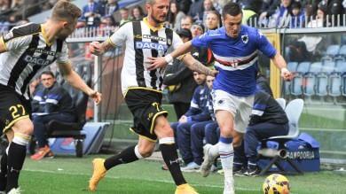 La Samp per  il terzo posto    Sfide in diretta    Derby    al Chievo  rabbia Verona